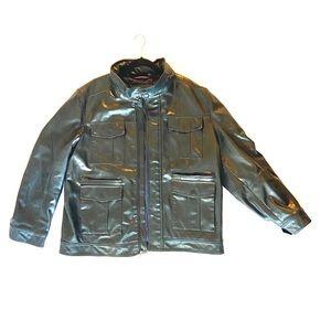 Tommy Hilfiger men's leather jacket / coat